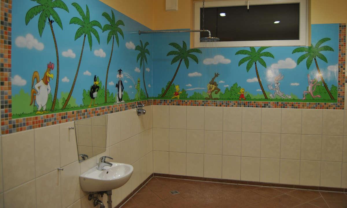 Kinder-Bad