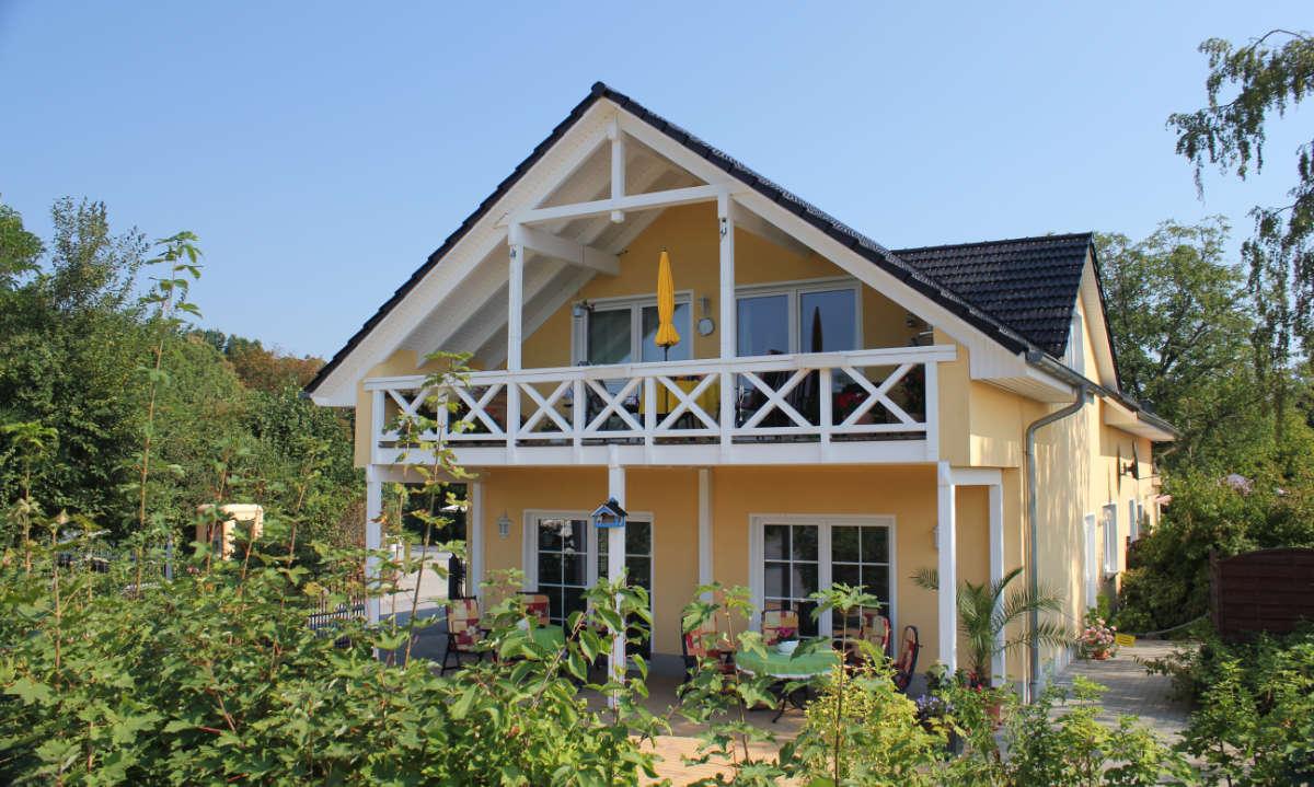 Ferienwohnung mit Balkon und top Aussicht